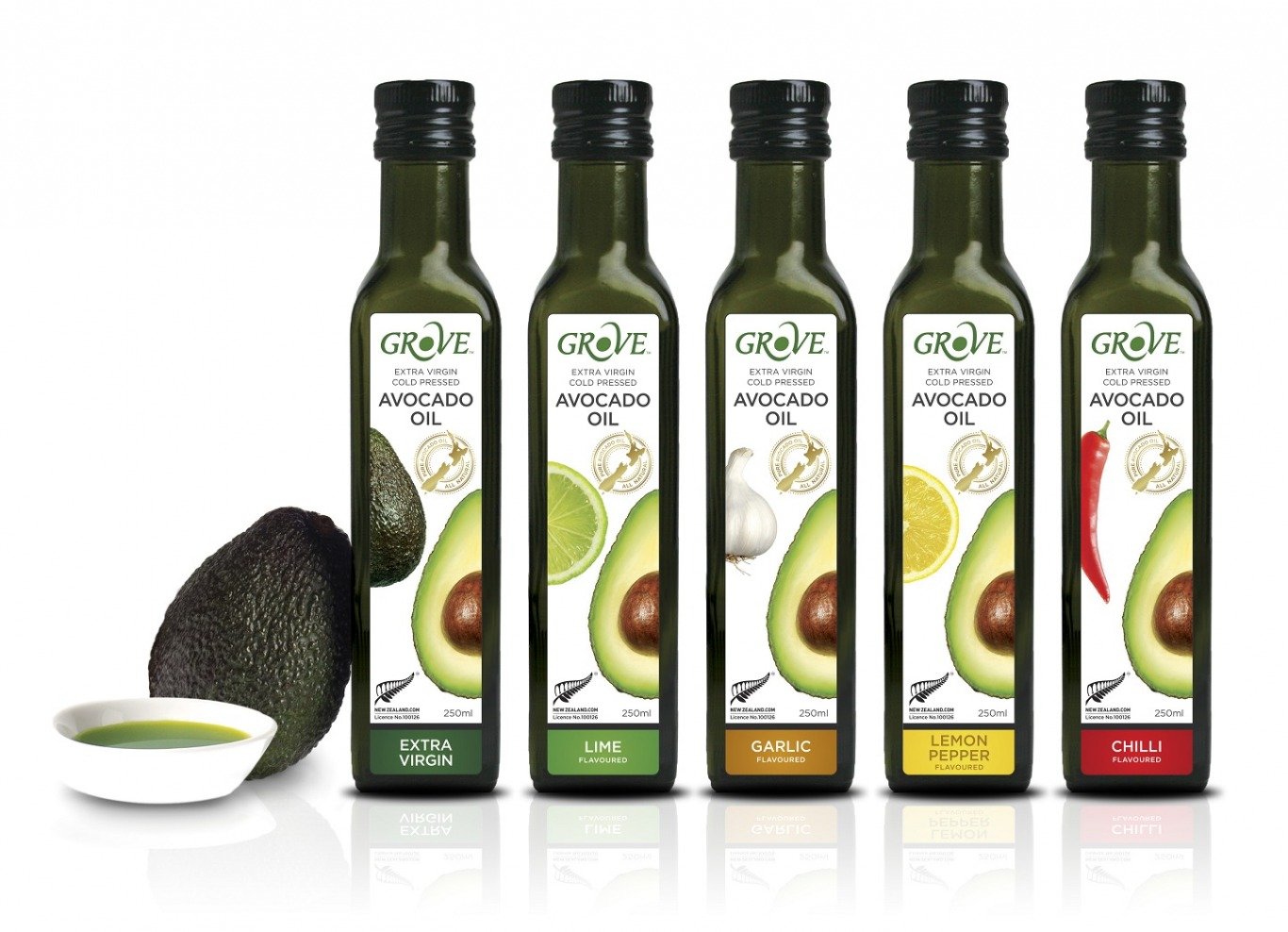 how to get avocado oil
